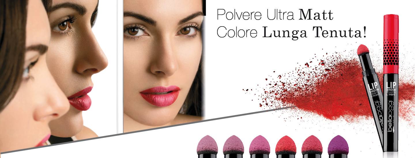 LIP SHADOW: IL ROSSETTO IN POLVERE ULTRA MAT