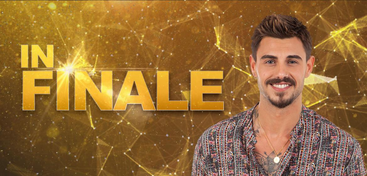 Francesco in finale