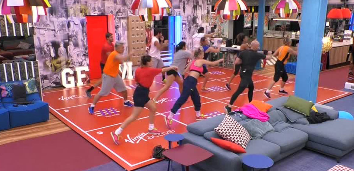 In forma con i Vip: Virgin Active workout