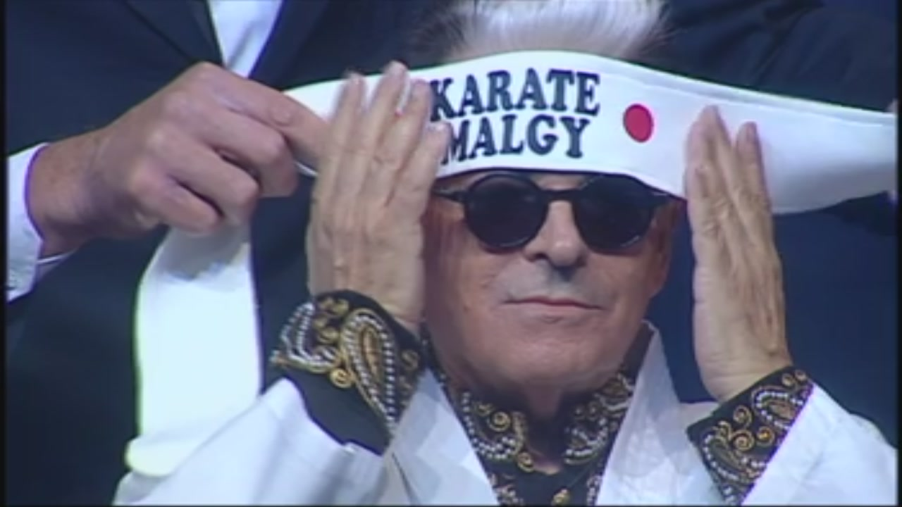 Karate Malgy